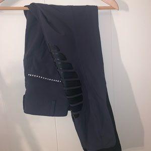 Pants - rhinestone detail breeches